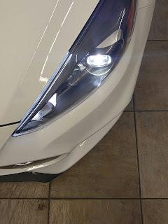 FOcus RS Headlight