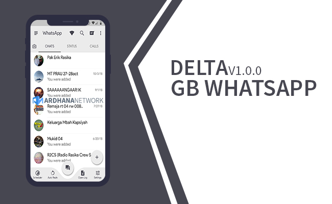Delta GB Whatsapp V1.0.0
