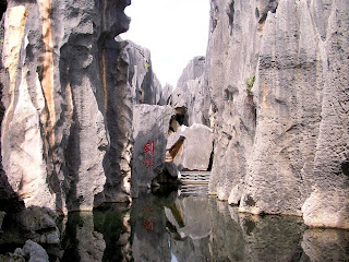 Shilin - The Stone Forest 006