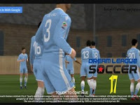 Download Dream League Soccer 2017 v4.02 Mod Lazio Apk + Data Super HD Android Terbaru