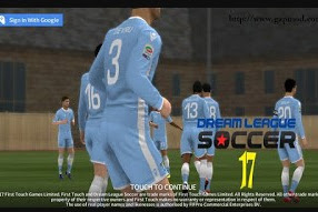 Download Dream League Soccer 2017 v4.02 Mod Lazio Apk + Data Super HD Android Terbaru
