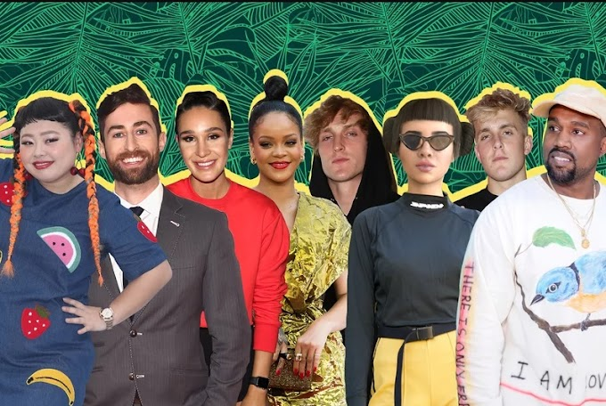"Rihanna, Donald Trump, Kylie Jenner make TIME's ""25 Most Influential People on Internet"" 2018 List!"