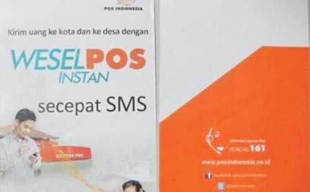 Tarif Biaya Admin Transfer Uang Via Weselpos
