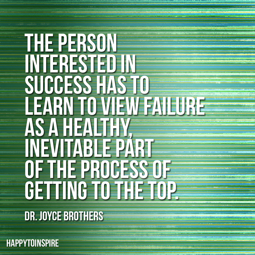 Inspirational Quotes About Failure: Foto-st