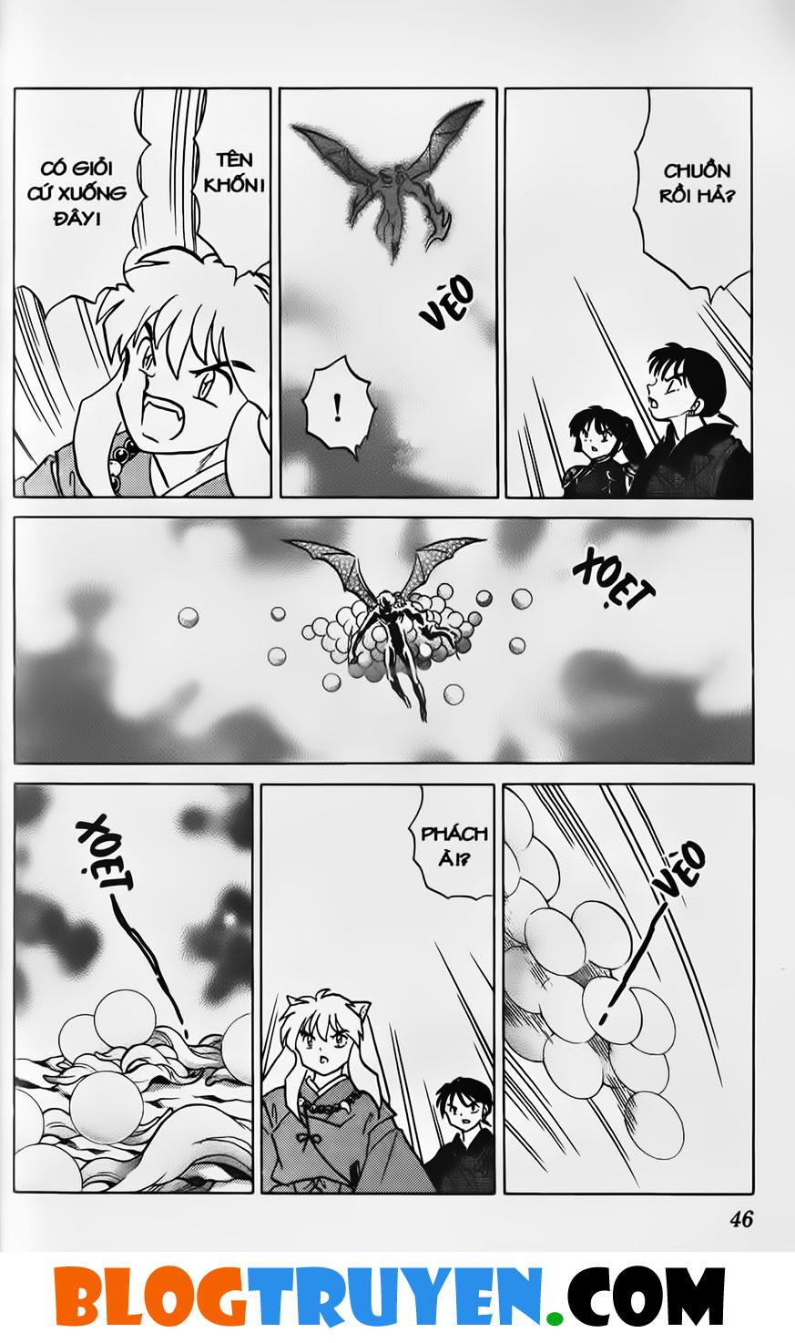 Inuyasha vol 35.3 trang 7