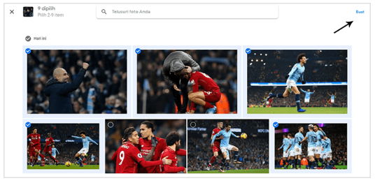 Sangat Mudah Membuat Foto Kolase dengan Google Photos
