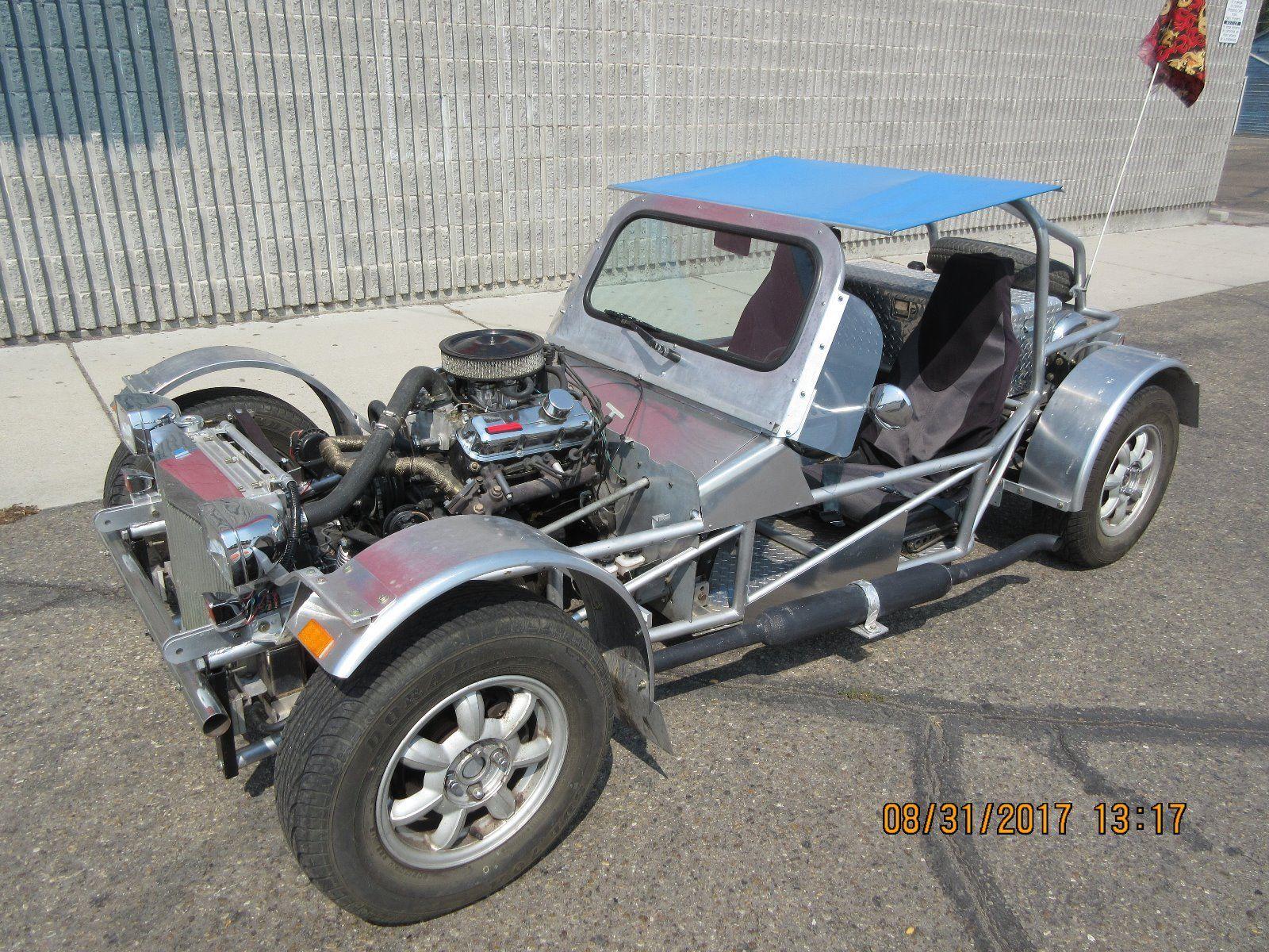 Daily Turismo: Lotus 0.7: 1980 Custom Built Roadster