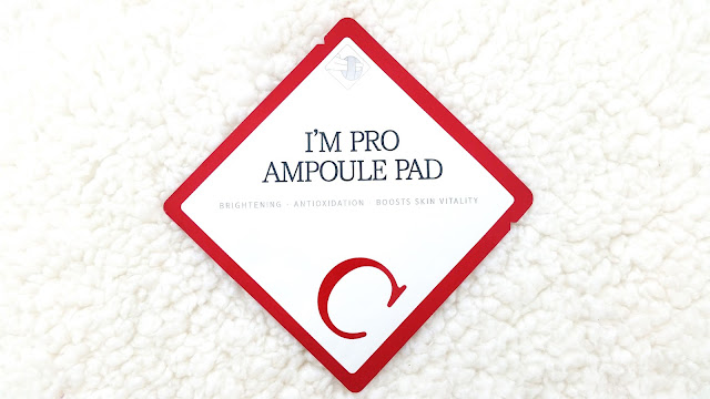 Wish Formula I'm Pro Ampoule Pad