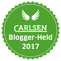 Carlsen Blogger-Held 2017 ♥