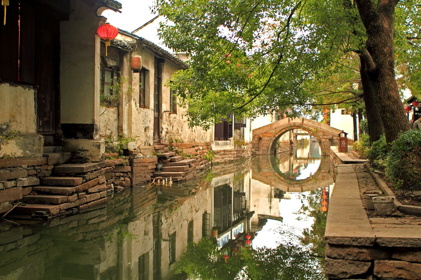China Zhouzhuang The Water Town