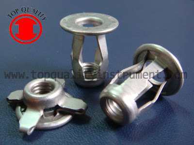Top Quality Intruments Stainless Steel Blind Jack Nuts