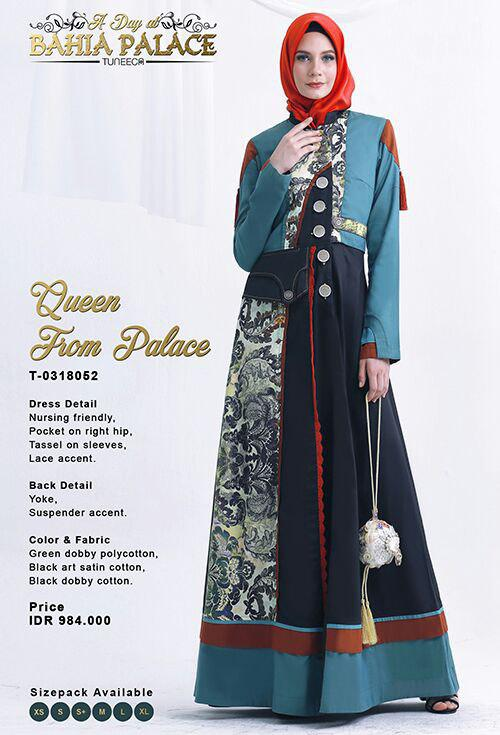 Gamis Tuneeca Batik Terbaru 2019 Jilbab Gucci