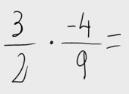 25.    Producto de fracciones