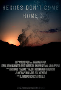 Heroes Don't Come Home Poster