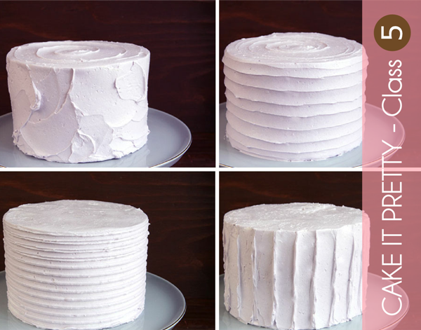 How To Decorate Cakes with Buttercream - BirdsParty.com