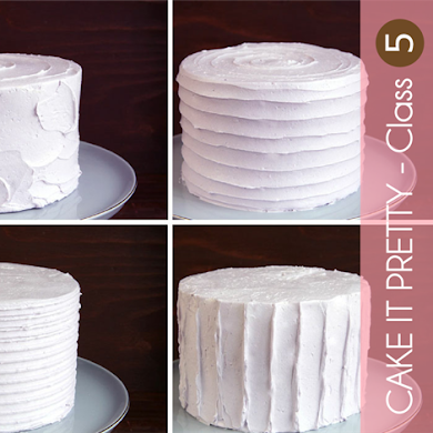 How To Decorate Cakes with Buttercream
