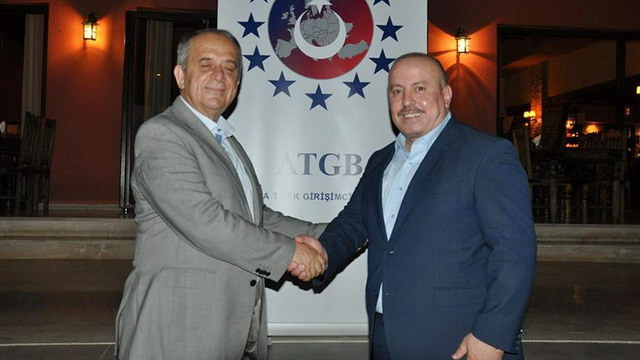 O Χατζηοσμάν επικεφαλής φορέα Τούρκων Επιχειρηματιών Ευρώπης