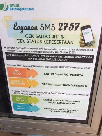 Cara Mencairkan Dana Jamsostek Secara Manual Di Kantor Bpjs Bandung