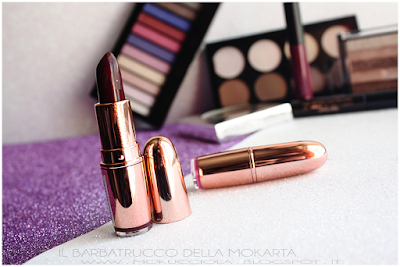 DIAMOND LIFE rose gold LIPSTICK - Makeup Revolution