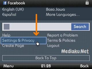 Agar Facebook Kita Tidak Muncul Di Google