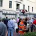 Συγκέντρωση συνταξιούχων έξω από το ΣτΕ για τον νόμο Κατρούγκαλου