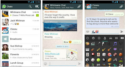 Download WhatsApp Messenger apk v2.17.87 Full Version