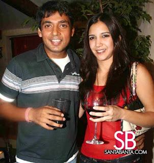 Ajay With Aditi