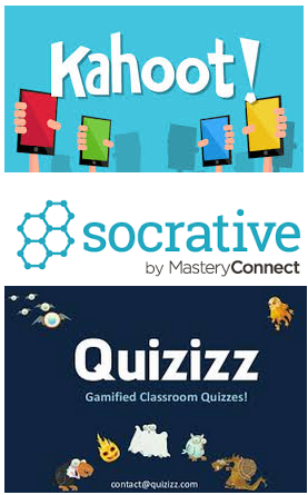 A Lever and a Place to Stand: Kahoot or Quizizz or ...