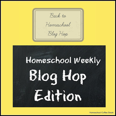 Homeschool Weekly - Blog Hop Edition on Homeschool Coffee Break @ kympossibleblog.blogspot.com