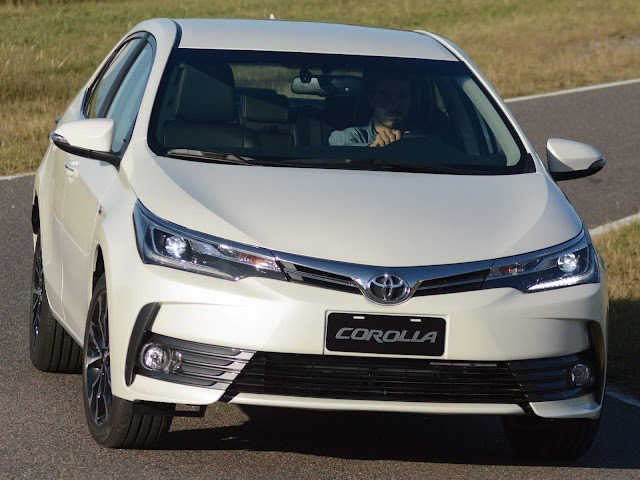 Novo Toyota Corolla 2018 - - Argentina