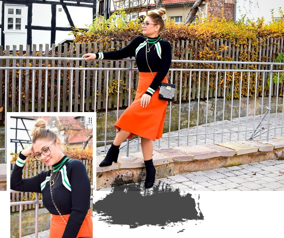 Modeblog für Frauen ab 40. Outfit im 60ties Style