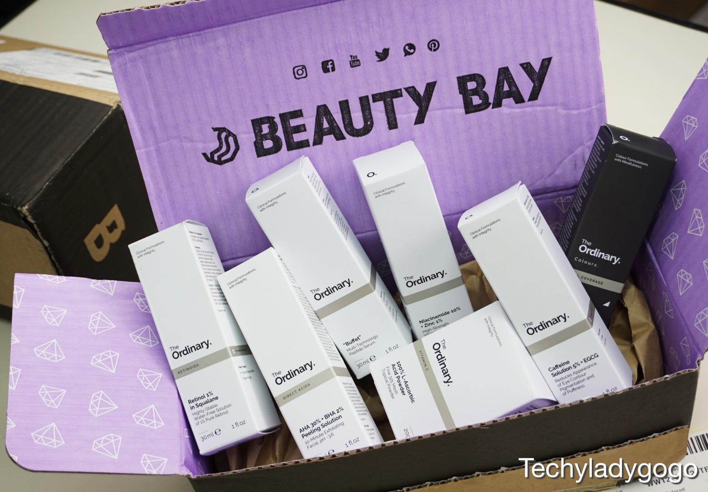 The Ordinary Skincare สั่งจาก BEAUTY BAY