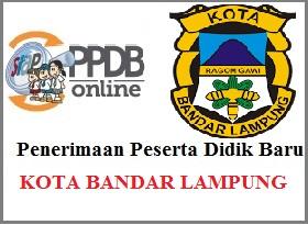 Pengumuman PPDB Online Kota Bandar Lampung 2019/2020