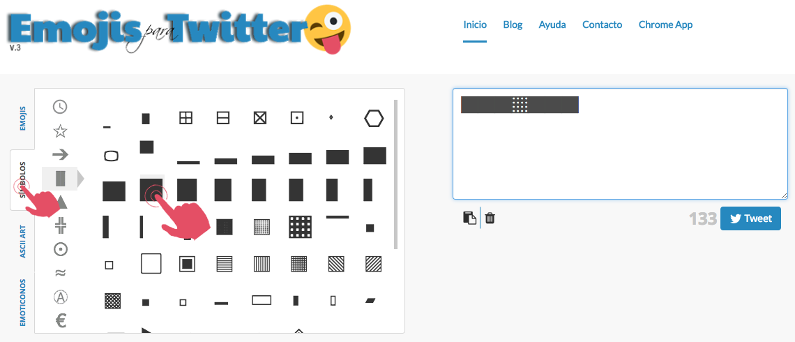 Emojis Twitter