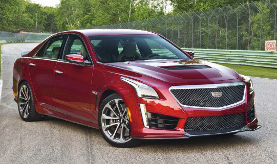 2019 Cadillac CTS Review