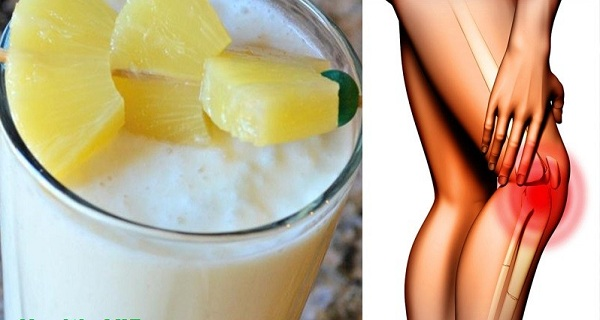 Drink This To Eliminate Joint and Knee Pain