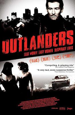 Poster Outlanders 2007 Dual Audio HD 720p