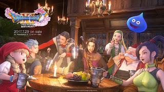 Dragon Quest XI Gamecube Wallpaper