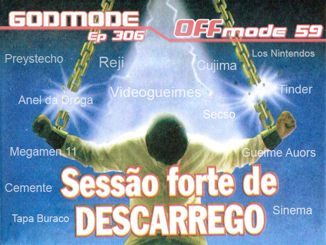 GODMODE 306/ OFFMODE 59 - DESCARREGO