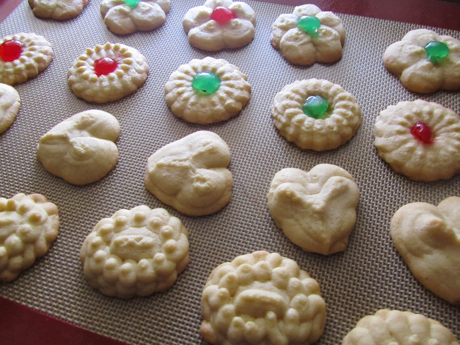 Galletas con pistola Thermomix