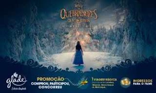 Cadastrar Promoção Glade Quebra Nozes Viagem Ingressos Novo Filme Disney