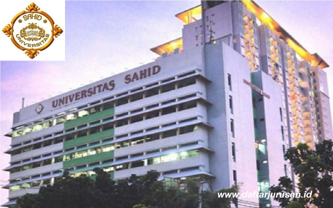 Daftar Fakultas dan Program Studi USAHID Universitas Sahid Jakarta