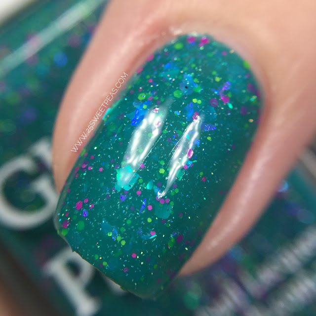 Glam Polish Seas the Day