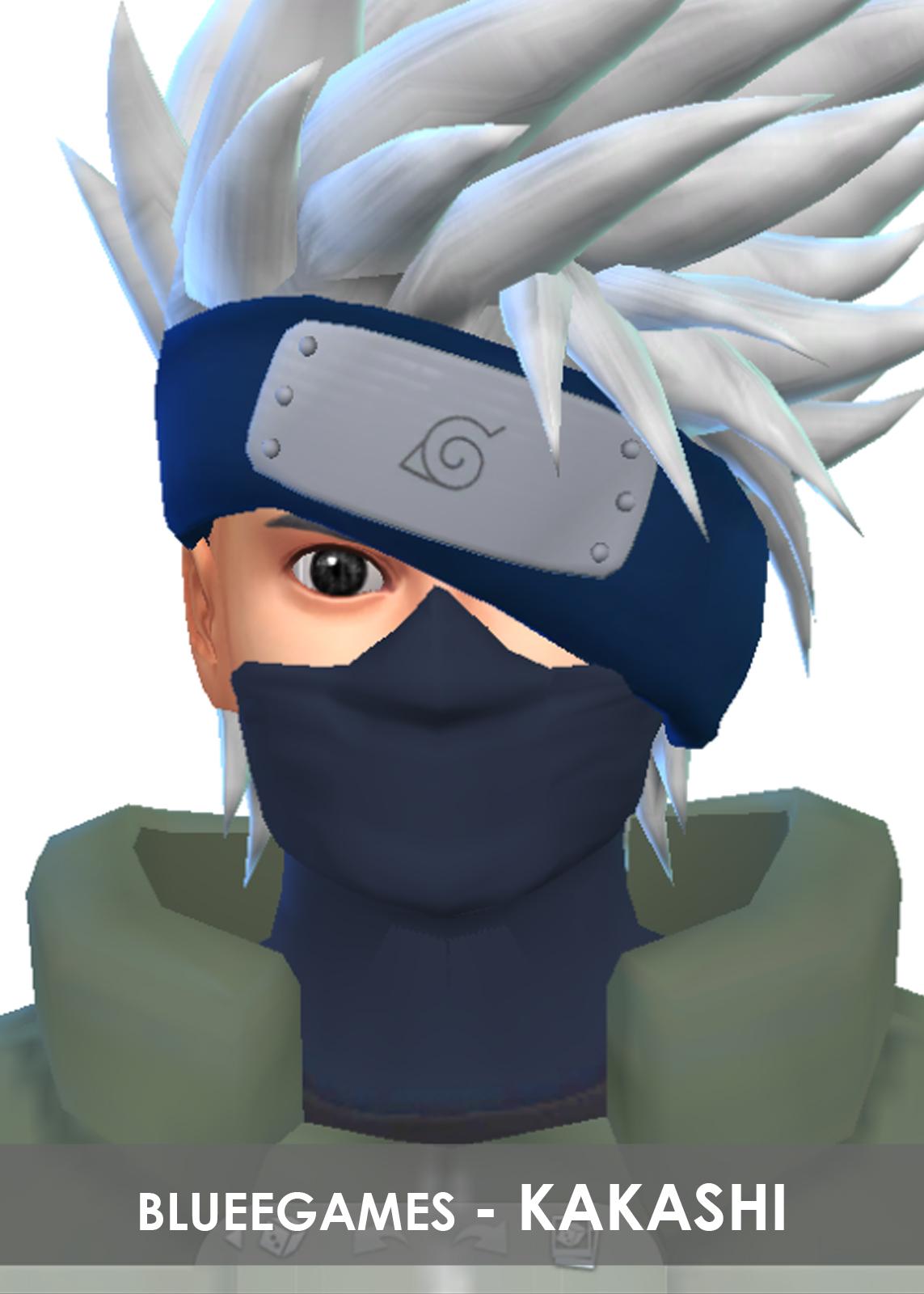 Naruto Shippuden | Kakashi Hatake | SIM - BlueeGames