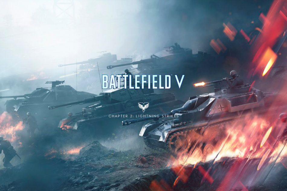 تحميل لعبة battlefield v للاندرويد