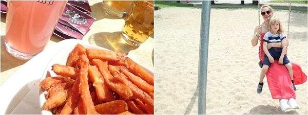 Sunny Sunday #91 - www.josieslittlewonderland.de - Wochenrückblick, food, süßkartoffelpommes, sunday´s, sonntagsbeschäftigung