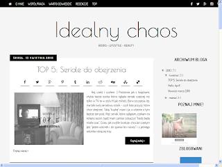 idealny chaos