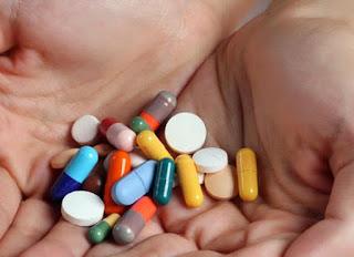 Geneesmiddelen RWZI's Aa en Maas. Bron foto: https://l1.nl/geneesmiddelen-in-de-maas-komen-uit-buitenland-30216