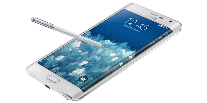 Samsung Galaxy Note Edge now available on Verizon for $399 on contract or $799 without