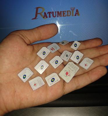 Cara unreg kartu (Semua Operator)